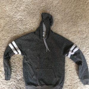 Grey American Apparel Hoodie